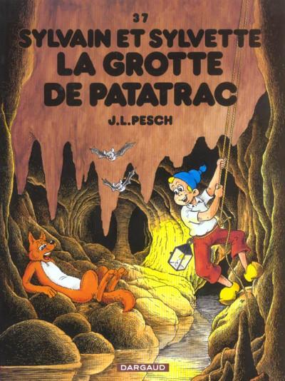 image de Sylvain et sylvette tome 37 - la grotte de patatrac