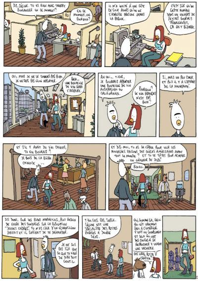 Page 2 Les aventures extraordinaires de lapinot tome 8