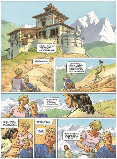 Page 4 Apocalypse mania tome 4 - trance fusion