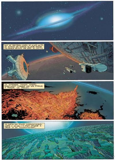 Page 1 Mayam tome 1 - La Délégation terrienne
