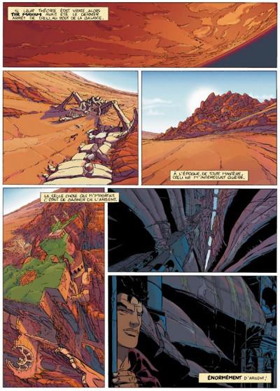 Page 2 Mayam tome 1 - La Délégation terrienne