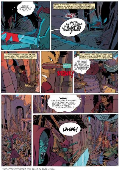 Page 4 Mayam tome 1 - La Délégation terrienne