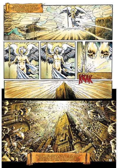 Page 2 Chroniques de la lune noire tome 11 - ave tenebrae