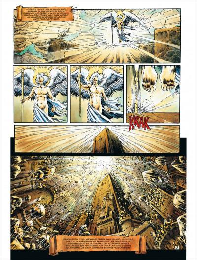 Page 6 Chroniques de la lune noire tome 11 - ave tenebrae