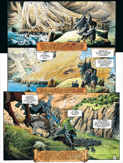 Page 7 Chroniques de la lune noire tome 11 - ave tenebrae