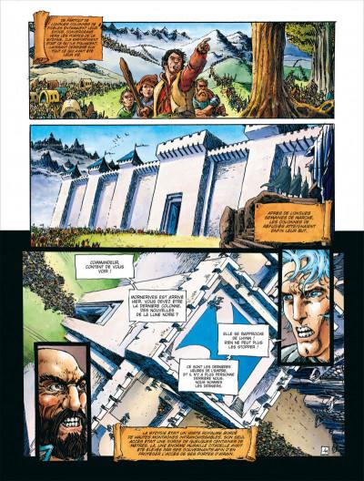 Page 8 Chroniques de la lune noire tome 11 - ave tenebrae