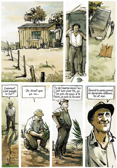 Page 1 Au cœur des ténèbres