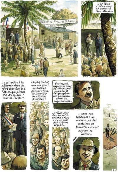 Page 2 Au cœur des ténèbres