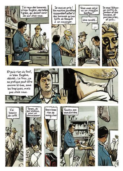 Page 4 Au cœur des ténèbres