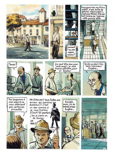 Page 5 Au cœur des ténèbres