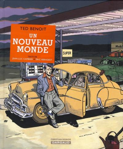 """Résultat de recherche d'images pour """"un nouveau monde b.d de Jean-Luc Cambier, Verhoest et Ted Eric Benoît"""""""
