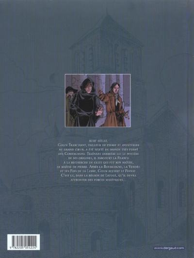 Dos le maître de pierre tome 3 - la dame de ligugé