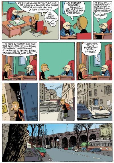 Page 2 Le combat ordinaire tome 1