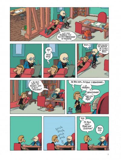 Page 5 Le combat ordinaire tome 1