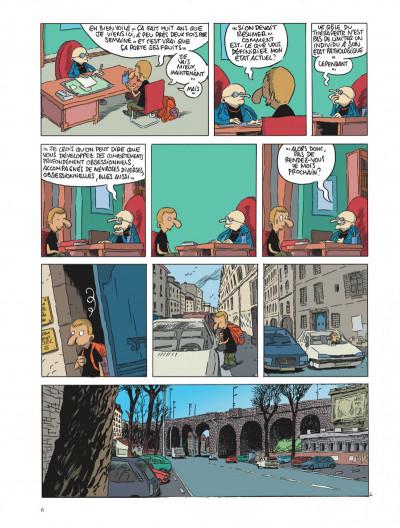 Page 6 Le combat ordinaire tome 1