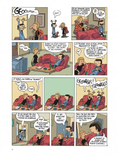 Page 8 Le combat ordinaire tome 1