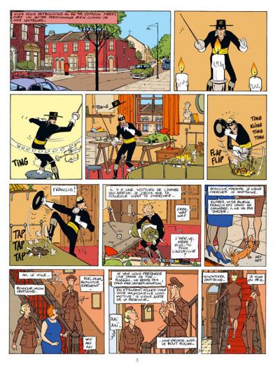 Page 3 Les aventures de Philip et Francis tome 1