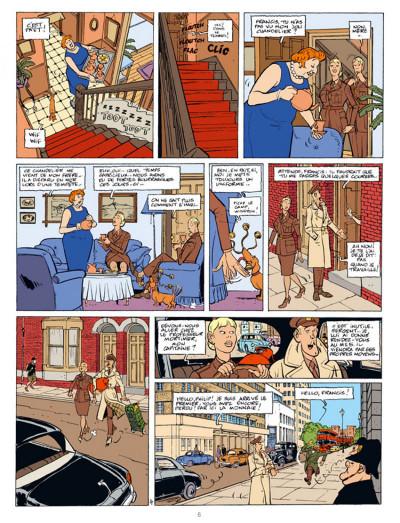 Page 4 Les aventures de Philip et Francis tome 1