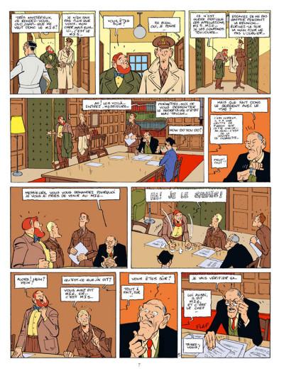 Page 5 Les aventures de Philip et Francis tome 1