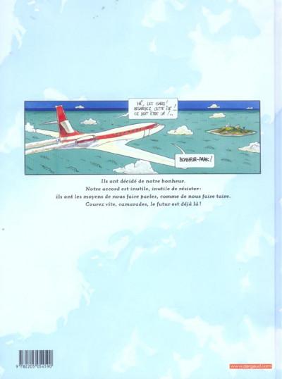 Dos La voix des anges tome 3 - bonheur park