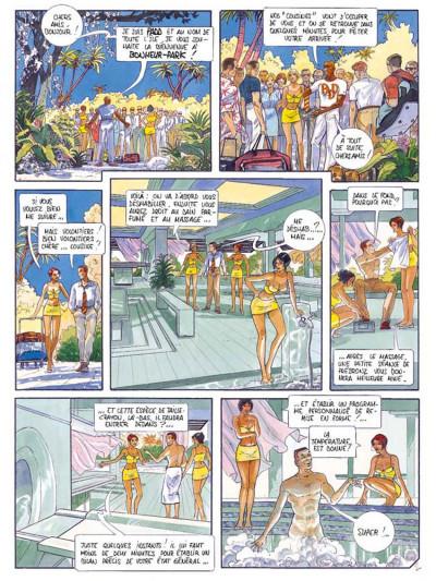 Page 2 La voix des anges tome 3 - bonheur park