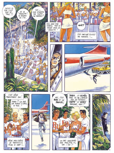 Page 4 La voix des anges tome 3 - bonheur park