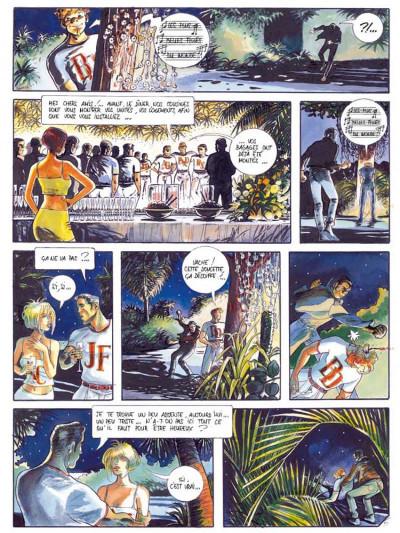 Page 5 La voix des anges tome 3 - bonheur park