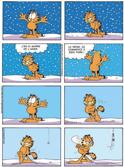 Page 1 Garfield tome 37 - c'est la fête !