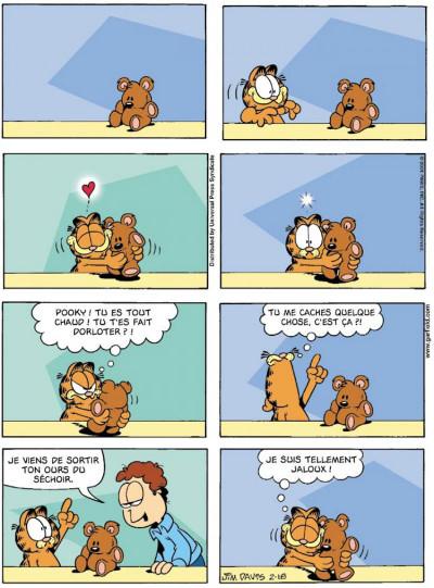 Page 2 Garfield tome 37 - c'est la fête !