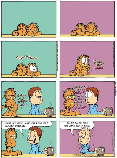 Page 3 Garfield tome 37 - c'est la fête !