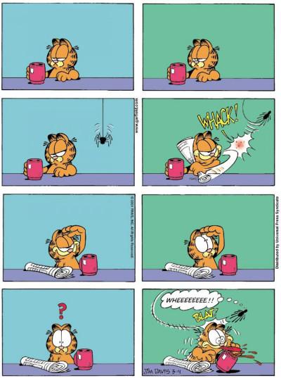 Page 4 Garfield tome 37 - c'est la fête !