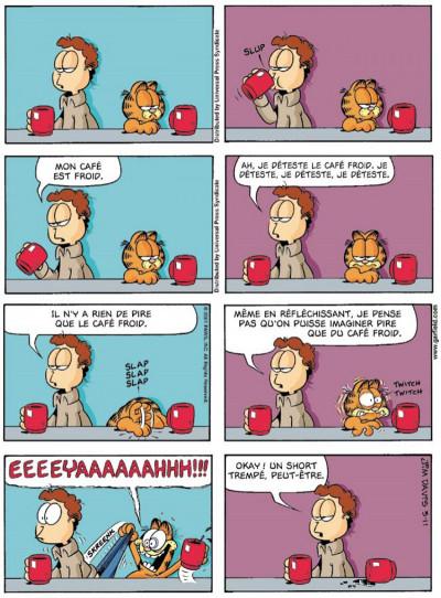 Page 5 Garfield tome 37 - c'est la fête !