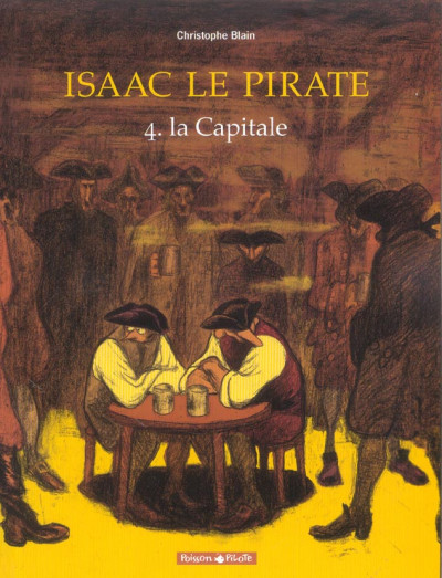 image de Isaac le pirate tome 4 - la capitale