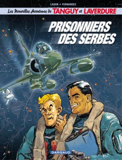 image de Les chevaliers du ciel Tanguy et Laverdure tome 1 - Prisonniers des serbes