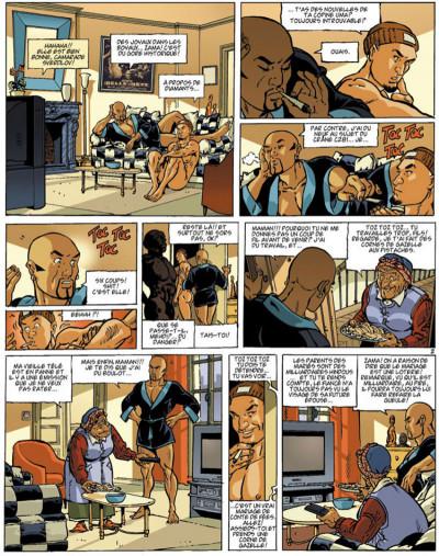 Page 1 Les éternels tome 2 - mira