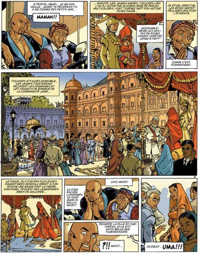 Page 2 Les éternels tome 2 - mira