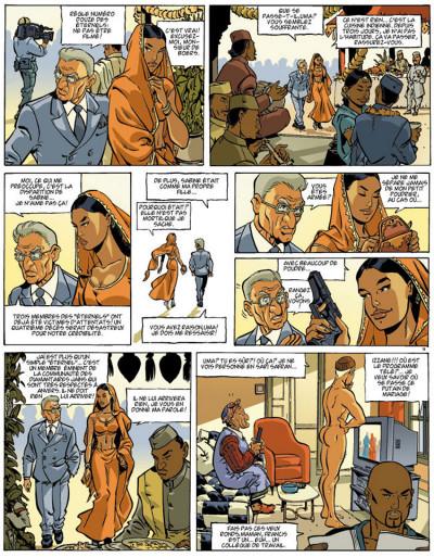 Page 3 Les éternels tome 2 - mira