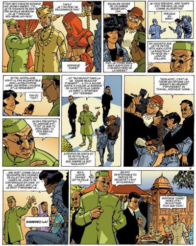 Page 4 Les éternels tome 2 - mira