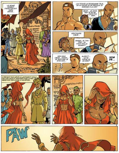 Page 5 Les éternels tome 2 - mira
