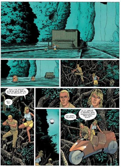 Page 1 Bételgeuse tome 4 - les cavernes