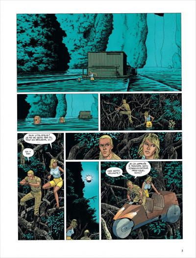 Page 4 Bételgeuse tome 4 - les cavernes