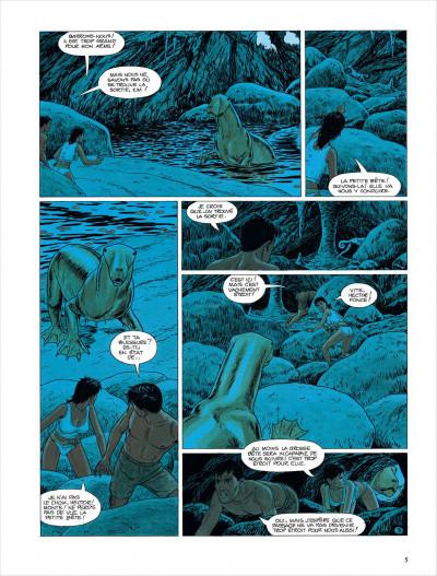 Page 6 Bételgeuse tome 4 - les cavernes