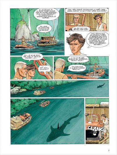 Page 8 Bételgeuse tome 4 - les cavernes