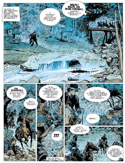 Page 1 La jeunesse de blueberry tome 6 - le raid infernal