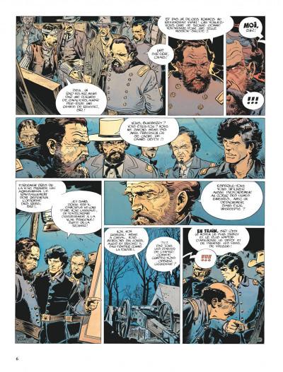 Page 6 La jeunesse de blueberry tome 6 - le raid infernal