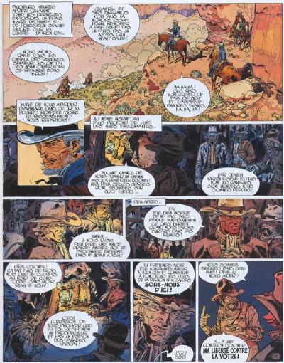 Page 1 La jeunesse de blueberry tome 5