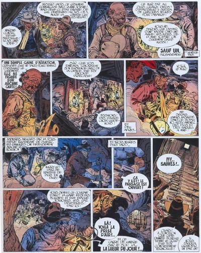 Page 2 La jeunesse de blueberry tome 5