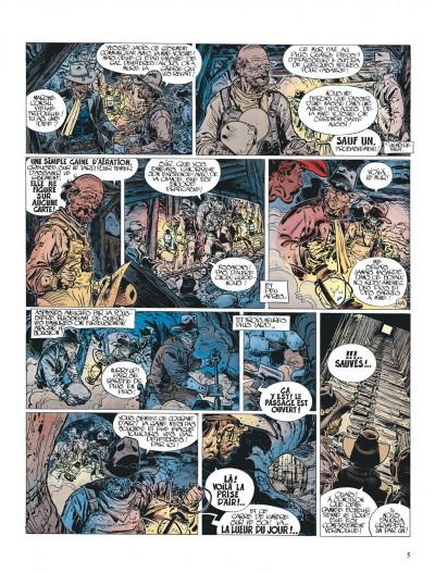 Page 5 La jeunesse de blueberry tome 5