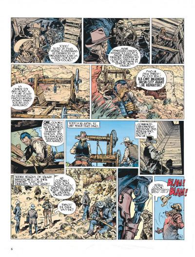 Page 6 La jeunesse de blueberry tome 5