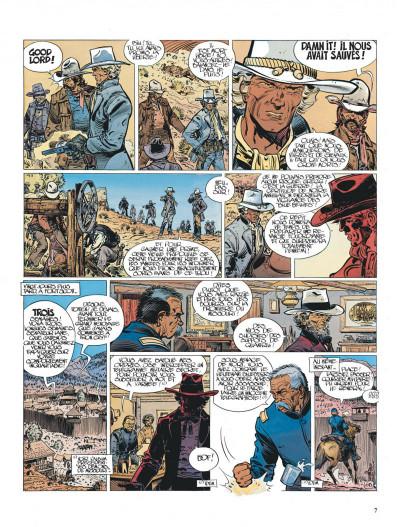 Page 7 La jeunesse de blueberry tome 5